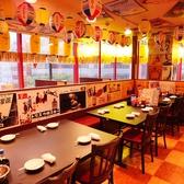 大衆昭和居酒屋 新横浜の夕焼け 一番星 新横酒場 新横本店の雰囲気3