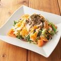 料理メニュー写真■ローストチキンのサラダ