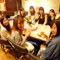 Napoli's PIZZA & CAFFE ナポリス 奈良三条通り店のコース写真