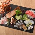 料理メニュー写真鮮魚7種盛り