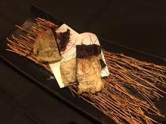 蟹味噌の天婦羅