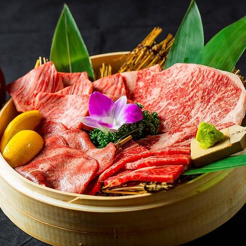 ≪小林細野店≫精肉店が営む焼肉屋!宮崎牛を丸ごと仕入れる!鮮度×質に拘りあり◎
