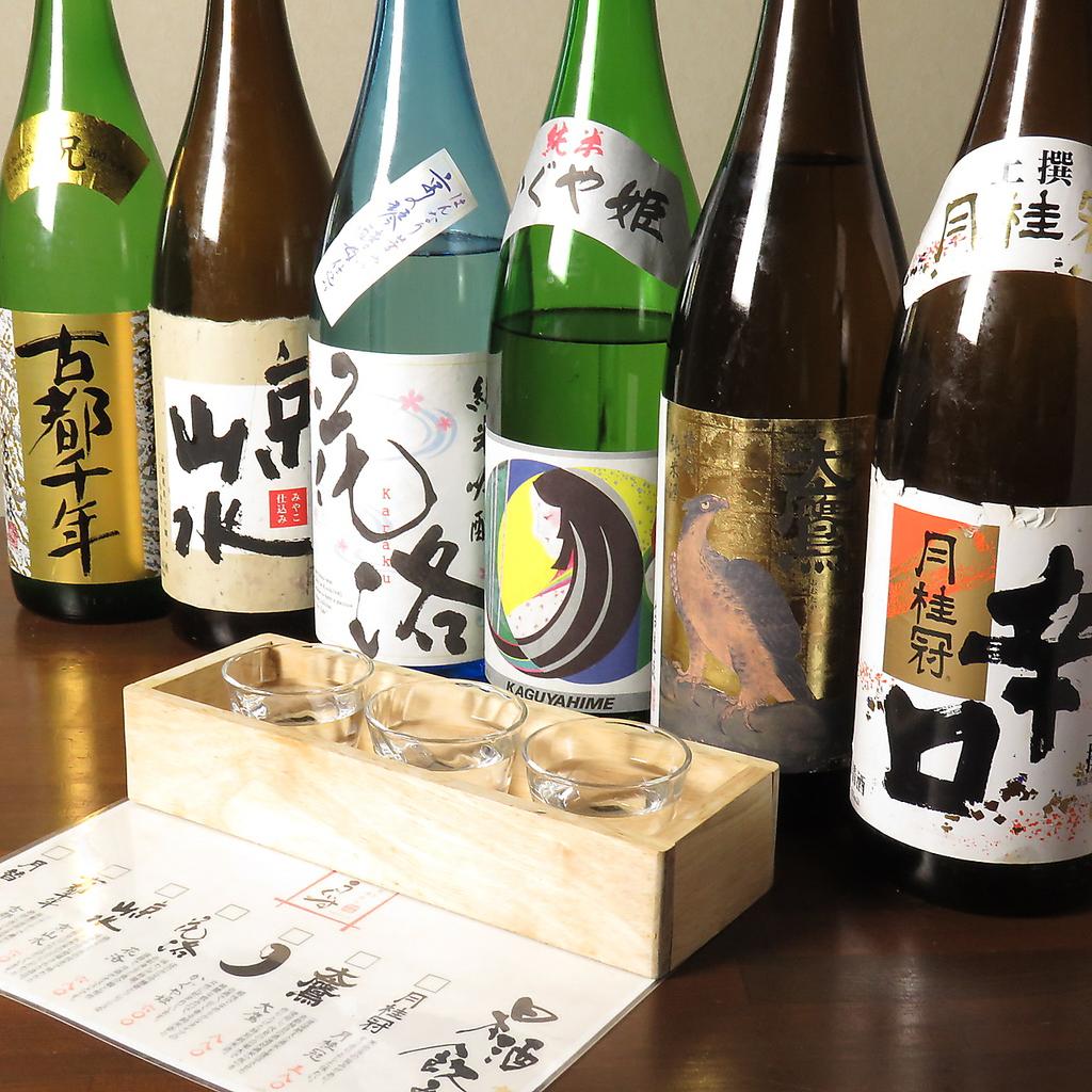 京料理を味わう 個室居酒屋 うぐいす 京都駅前店|店舗イメージ5