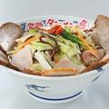 料理メニュー写真チャーシュー塩タンメン