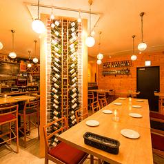 肉バル ビアガーデン Craft Man's Dining 御茶ノ水店の雰囲気1