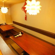 人人餃子城の雰囲気1