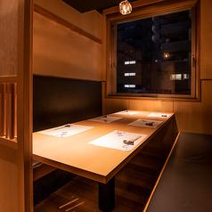 個室会席 樋口の雰囲気1