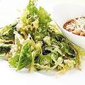 料理メニュー写真揚げ空芯菜のサクサクサラダ