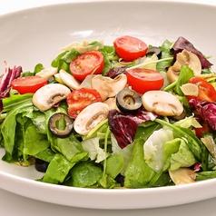 ちょっと豪華な伊野菜のサラダ