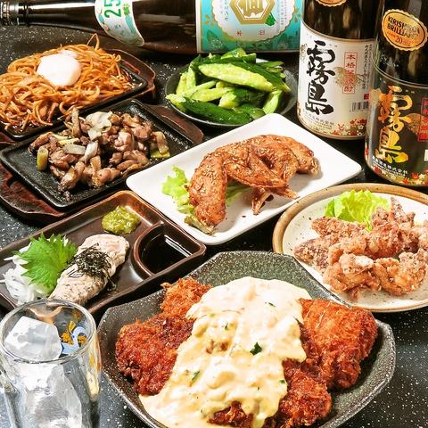 秋葉原で鶏料理を食べるなら「タカカラ」が一番!!ホークス戦、テレビ放送しとるばい