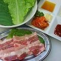 料理メニュー写真サムギョプサル