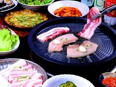 韓国料理 明洞 大分都町店の特集写真