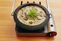 料理メニュー写真【上州和牛】柳川風すき