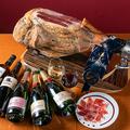 料理メニュー写真ハモン・セラーノ(スペイン産生ハム)