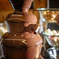 料理メニュー写真チョコファウンテン(マシュマロ/プチシュークリーム/プチドーナツ)