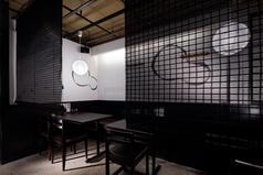 炭火鶏串料理 仲家の雰囲気1