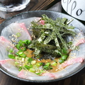 料理メニュー写真かんぱち胡麻醤油