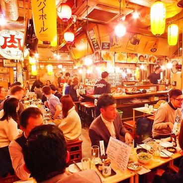 渋谷たまり場 えん家 渋谷肉横丁店の雰囲気1