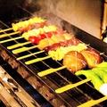 料理メニュー写真鶏もも・鶏皮・レバー・砂肝・タン・上タン・ハツ・ひざ軟骨・各種