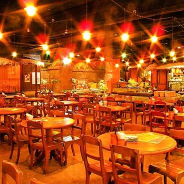モンスーンカフェ 舞浜イクスピアリ Monsoon Cafeの雰囲気1