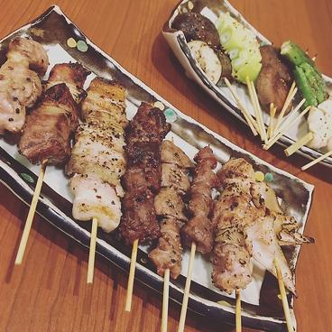 ジビエ焼串 焼き鳥 チカンプカムイのおすすめ料理1