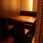 テーブル個室あり(2名様用)テーブル個室あり(4名様用)テーブル個室あり(6名様用)テーブル個室あり(8名様用)テーブル個室あり(10名様用)※個室の詳細はお店にお問い合わせください
