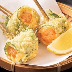 明太チーズ天ぷら