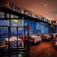 L.A.S.T カリフォルニア レストラン みなとみらいワールドポーターズの雰囲気1