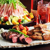 新しいお肉の楽しみ方を提供する新感覚のお店♪