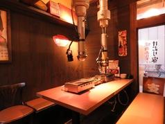 焼肉ホルモン けむり家 高松店の雰囲気1