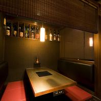 黄金屋渋谷店は各種、ご用途でご利用頂けるお部屋を完備