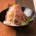 料理メニュー写真ロビコネ丼(レギュラー・ラージ・メガ)