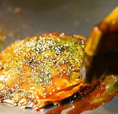 鉄板居酒屋&広島お好み焼き 赤いへるめっとのおすすめ料理1