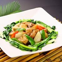 本格中華とベトナム家庭料理が一度に楽しめる◎