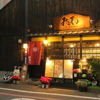 ◆京町屋造り!看板が目印◆
