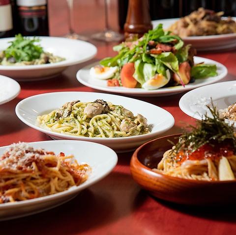 【HEPナビオ7F】スパゲティ専門店として誕生60年!グランドメニューがリニューアル!