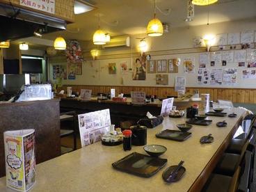 天ぷら倶楽部 北郷店の雰囲気1
