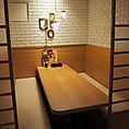 テーブル席 個室
