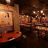 水炊き 焼鳥 とりいちず酒場 歌舞伎町 西武新宿駅前店の雰囲気3