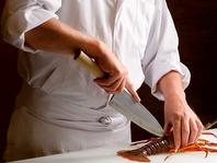 安全・新鮮な【神戸の海の幸・山の幸】を会席料理で