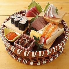 焼きしゃぶ 寿司 肴 夢海道 八丁堀店のおすすめポイント1