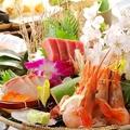 料理メニュー写真★本日のオススメの魚の盛り合せ(2人前)