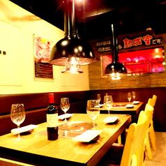 【熟成肉×隠れ家】全席ゆったりお席をご用意★いつもと嗜好を変えて「熟成肉とワイン」の組み合わせもアリじゃないのでしょうか?