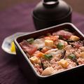 料理メニュー写真満天バラちらし〈味噌汁付〉