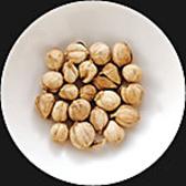【白冠(びゃくづく)】消化促進や食欲増進に効果を発揮する。その種子は、口臭予防にも効果がある。