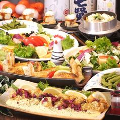 鶏っく 上野店のコース写真