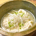 料理メニュー写真白・濃厚鶏白湯