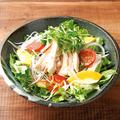 料理メニュー写真鳥元サラダ