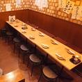 【テーブル】テーブル同士を繋げれば最大12名様までのご利用も可能です!!