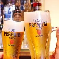 生ビール590円~♪駅近便利なイタリアン&居酒屋♪